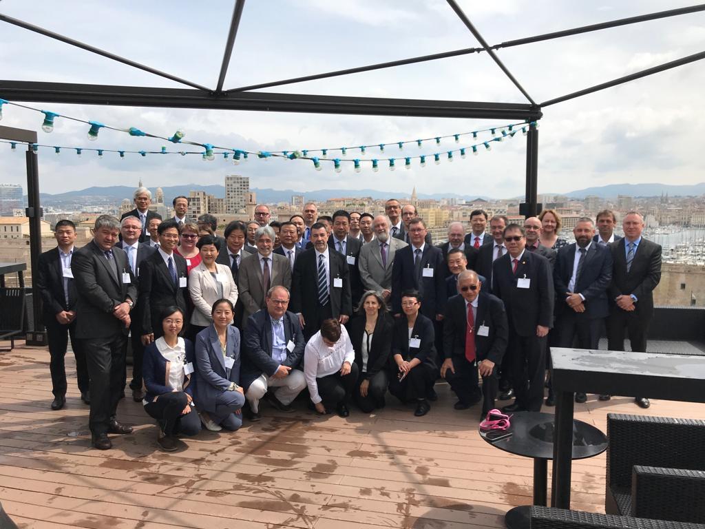 國際標準化 ISO - TC114 - 鐘表會議